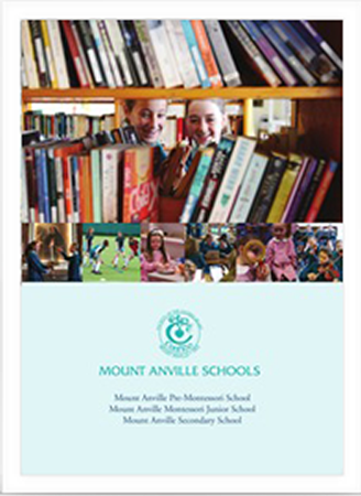 Mount Anville Campus Brochure
