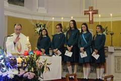 Mass Celebrating The Children of Mary and The Immaculate Conception