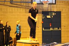 2nd Year Gymnastics Display