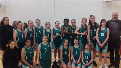 Victory for Mount Anville Basketball teams