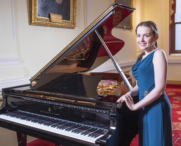 Mount Anville's Jane Brazil hits Top Notes at 2018 Frank Maher Classical MusicAwards