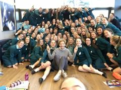 Safer Internet Day 5th Year Selfie