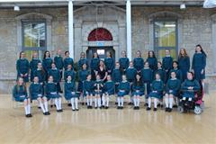 Junior Choir Wins First Place in the ESB Feis Ceoil 2018
