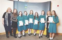 Junior Certificate Business Studies Success