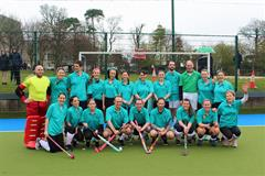 Staff vs 6th Year Hockey Match 2019