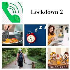 Lockdown Collages by Rose 2
